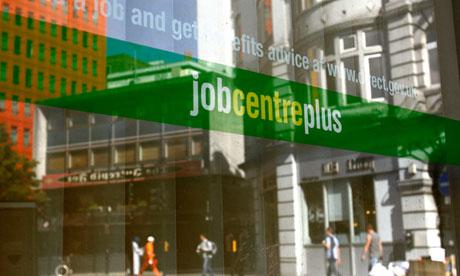 job centre unemployed