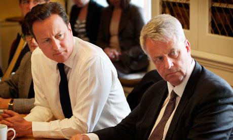 Lansley and Cameron