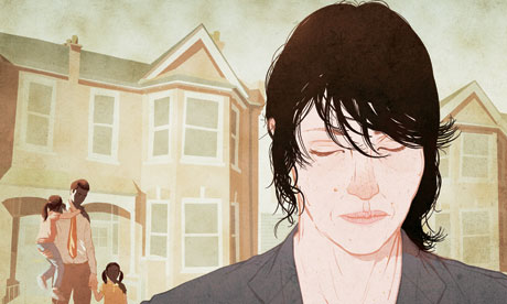 Rachel Cusk illustration