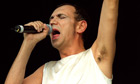 Kevin Rowland at the 1999 Reading festival