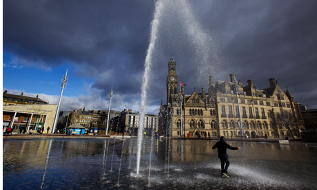 Build Date For Bradford City Hall