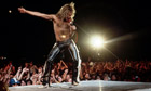 David Lee Roth Singing