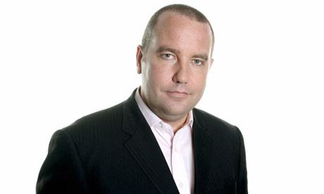 Eddie Mair, presenter on PM