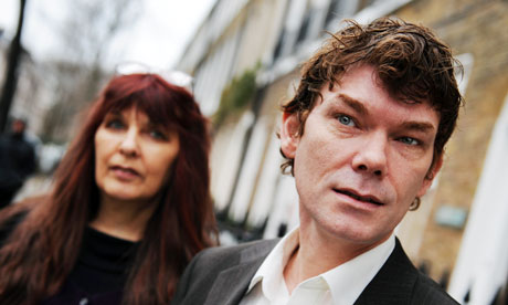 Gary McKinnon with his mother, Janis Sharp. What role does his Asperger's syndrome play