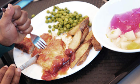 School meals are a benefit some parents do not claim