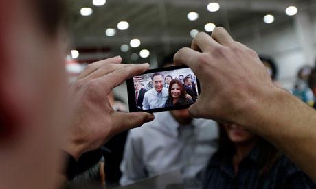 Mitt Romney campaign, Rockford, Michigan primary