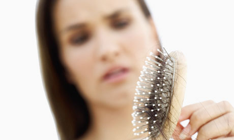 Female hair loss: causes and treatment  Life and style  The Guardian
