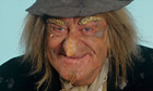 Worzel Gummidge, as played by Jon Pertwee