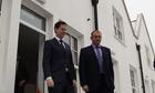 Nick Clegg and Ed Davey