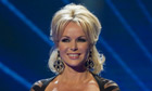 Amanda Holden as a judge on Britain's Got Talent, June 2011
