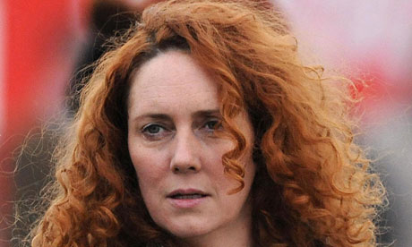 Rebekah Brooks, the fomer Sun and News of the World editor, was among six arrested today in Operation Weeting's phone-hacking investigation.