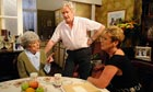 Bill Roache in Coronation Street, 2008