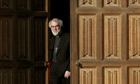 Archbishop of Canterbury Rowan Williams at Lambeth Palace