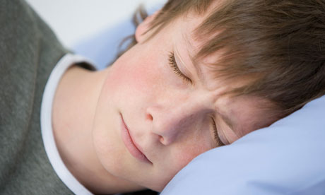 Is your teen sleeping enough supergeilen
