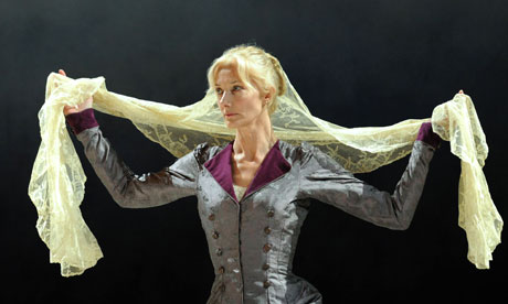 Joely Richardson in The Lady From the Sea