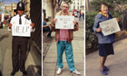 Gillian Wearing: Signs