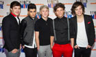 One Direction in New York, March 2012