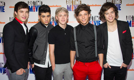 One Direction in New York,