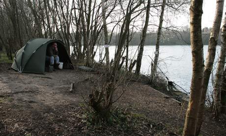 Yateley Lakes at Sandhurst