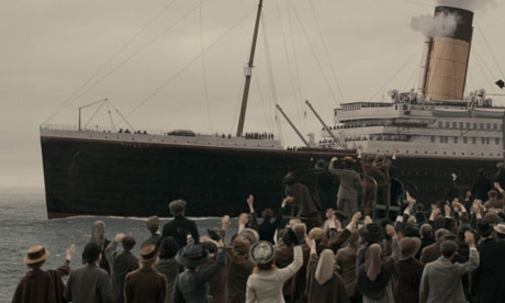 ITVs Titanic 008 TV review: Titanic
