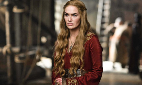 Game of Thrones Cersei Lannister Elbiseleri