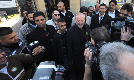 George Galloway Bradford West
