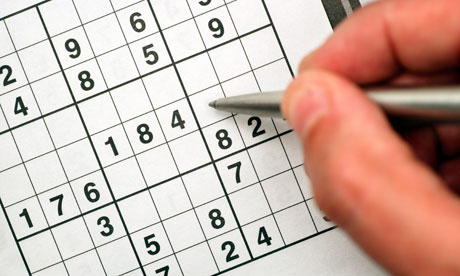 Sudoku anyone? One in two adults has the numeracy skills expected of a nine ...