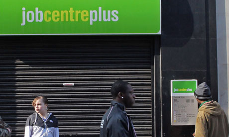 job centre unemployment