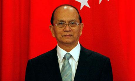 Burma's president, Thein Sein, has 'genuine wishes for democratic