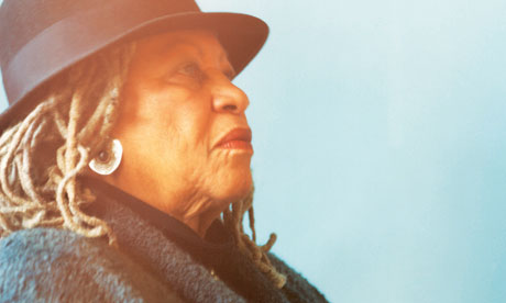 Toni Morrison: 'I want to feel what I feel. Even if it's not happiness'