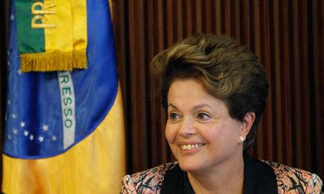 Brazil Dilma Rousseff