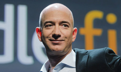 Jeff Bezos earned a  million dollar salary, leaving the net worth at 2870 million in 2017