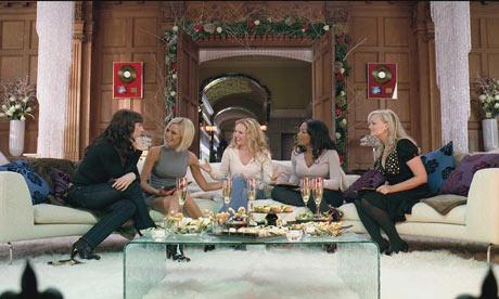 Spice Girls Tesco advert