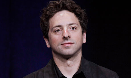 Google's Sergey Brin