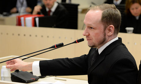 Breivik interrogated