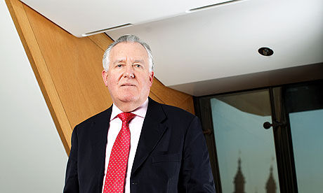 Peter Hain faces a charge of 'scandalsing the court'.