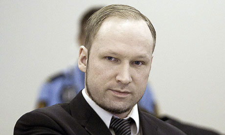 Anders Breivik prefers execution over 'pathetic' jail term