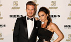 David and Victoria Beckham, March 2012