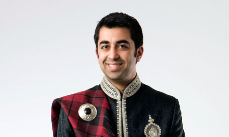 Humza Yousaf: 'People are just looking for that alternative.'