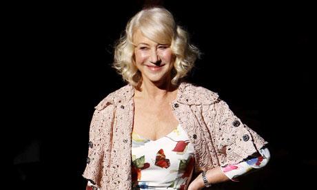 Helen Mirren Dolce & Gabbana
