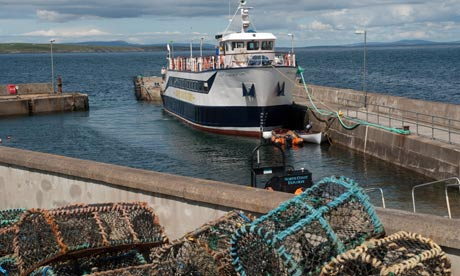 Harbour at John O'Groats