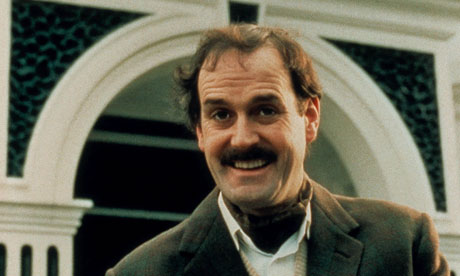 'Basil Fawlty, a man who had as much success running a hotel as Geeorge Osborne has had running the economy. - Basil-Fawlty-008