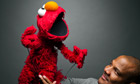 Elmo and Kevin Clash: 'There was no Muppet jealousy on set'.