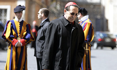 Pope calls in Opus Dei