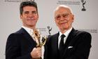 Simon Cowell and Rupert Murdoch