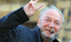 Respect for in the institution of marriage? … George Galloway
