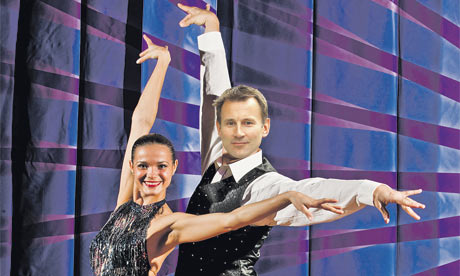 How Jeremy Hunt might appear dancing the lambada