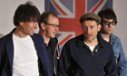 Blur at Brit awards