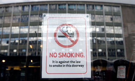 reasons to ban smoking in public places essay