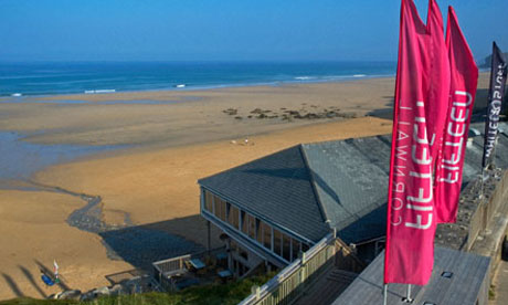 Fifteen Cornwall, watergate bay, newquay, cornwall